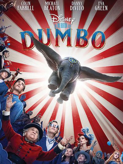 Filmplakat: Dumbo © -, quelle: star movie