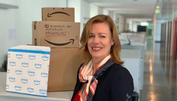 Margit Handschmann vom Klagsteam der AK KonsumentenschützerInnen © Ari Arif