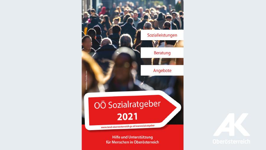 Sozialratgeber 2021 © -, AKOOE