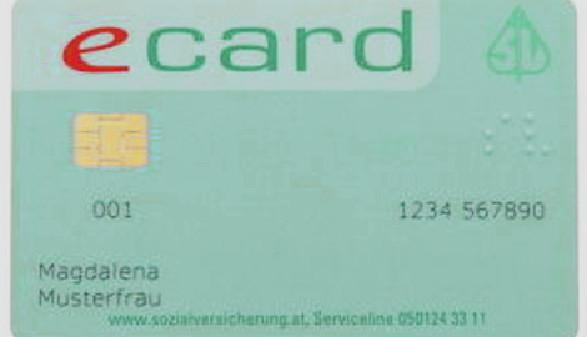 E-Card © www.ooegkk.at, -