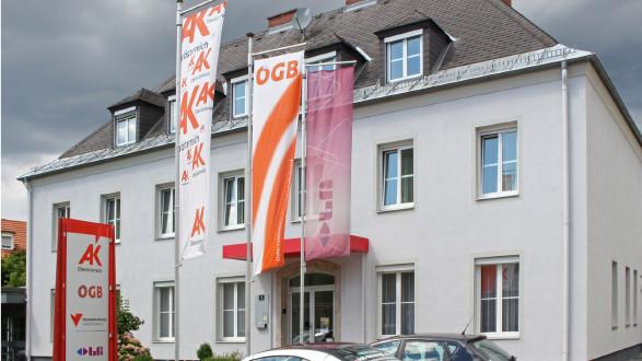 AK Schärding © -, Arbeiterkammer Oberösterreich