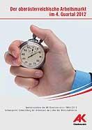 Quartalsanalyse der AK OÖ - 4. Quartal 2012 © AKOÖ, AKOÖ