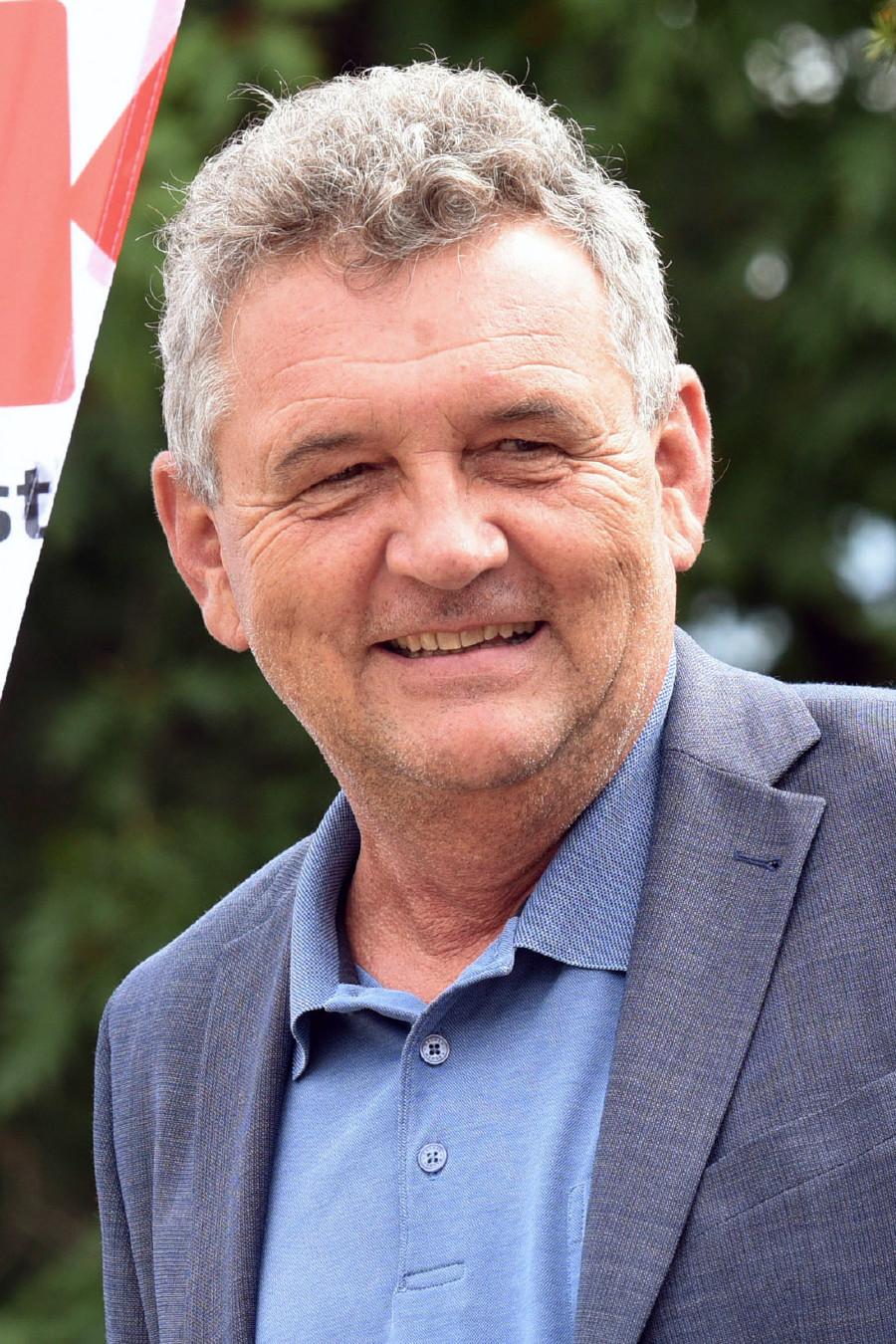 Günter Enzenebner © Wolfgang Spitzbart, Arbeiterkammer Oberösterreich