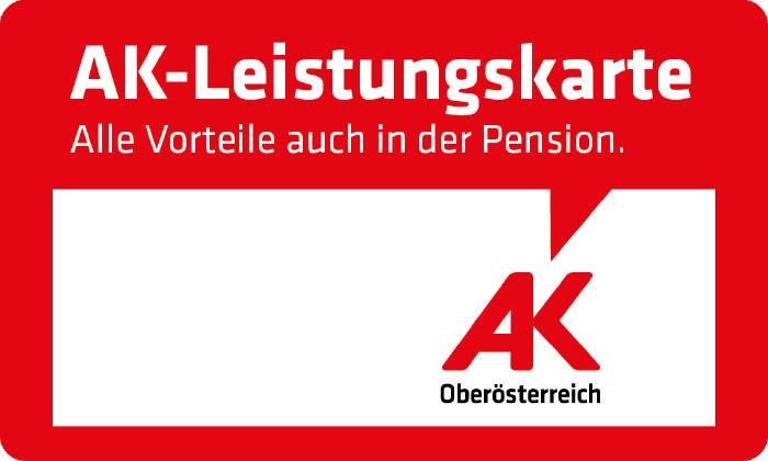 AK-Leistungskarte © Arbeiterkammer Oberösterreich, -