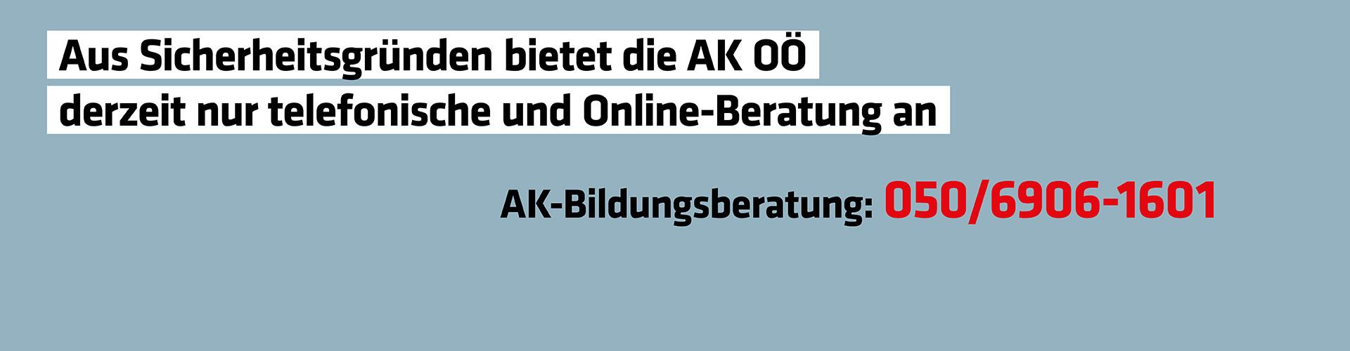 Beratung Bildungspolitik © AK Oberösterreich