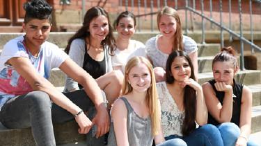 Schülergruppe © Christian Schwier, Fotolia.com