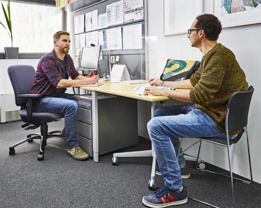 Rechtsberatung in der AK Linz © Erwin Wimmer, Arbeiterkammer Oberösterreich