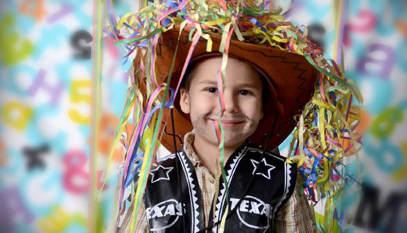 Kind verkleidet im Fasching © S. Kobold, stock.adobe.com