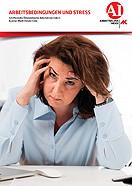 Titelseite Schriftenreihe Band 3: Arbeitsbedingungen und Stress © AKOÖ, -