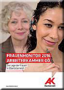 AK-Frauenmonitor 2016 - Broschüre © -, AK Oberösterreich