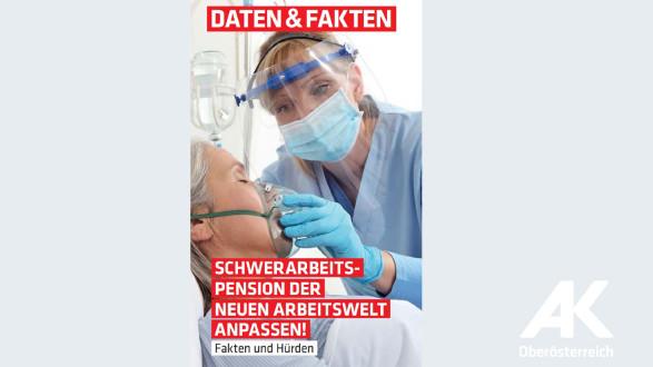 Daten und Fakten: Schwerarbeitspension © -, Arbeiterkammer Oberösterreich