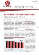 Arbeitsklima Index November 2016 © -, AK Oberösterreich