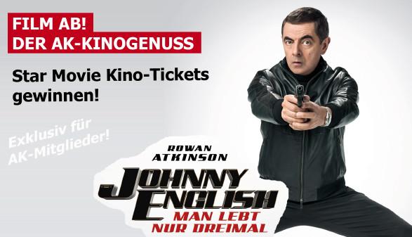 Film ab! Kostenlos ins Kino mit der AK   Arbeiterkammer Oberösterreich