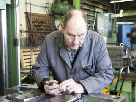 Arbeitsklima Index: Ältere Beschäftigte resignieren © ccfranken, Fotolia.com