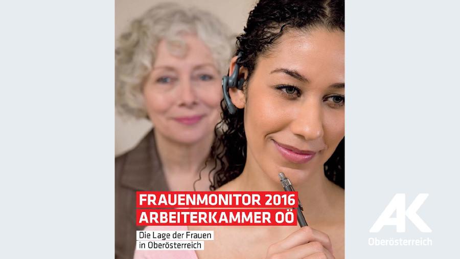 AK-Frauenmonitor 2016 © -, Arbeiterkammer Oberösterreich