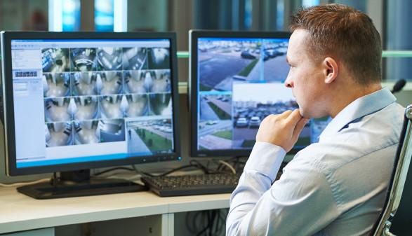 Überwachung am Arbeitsplatz © Kadmy, stock.adobe.com