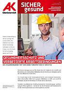 Wandzeitung Sicher Gesund 2017 Nr. 3 © AKOÖ, -