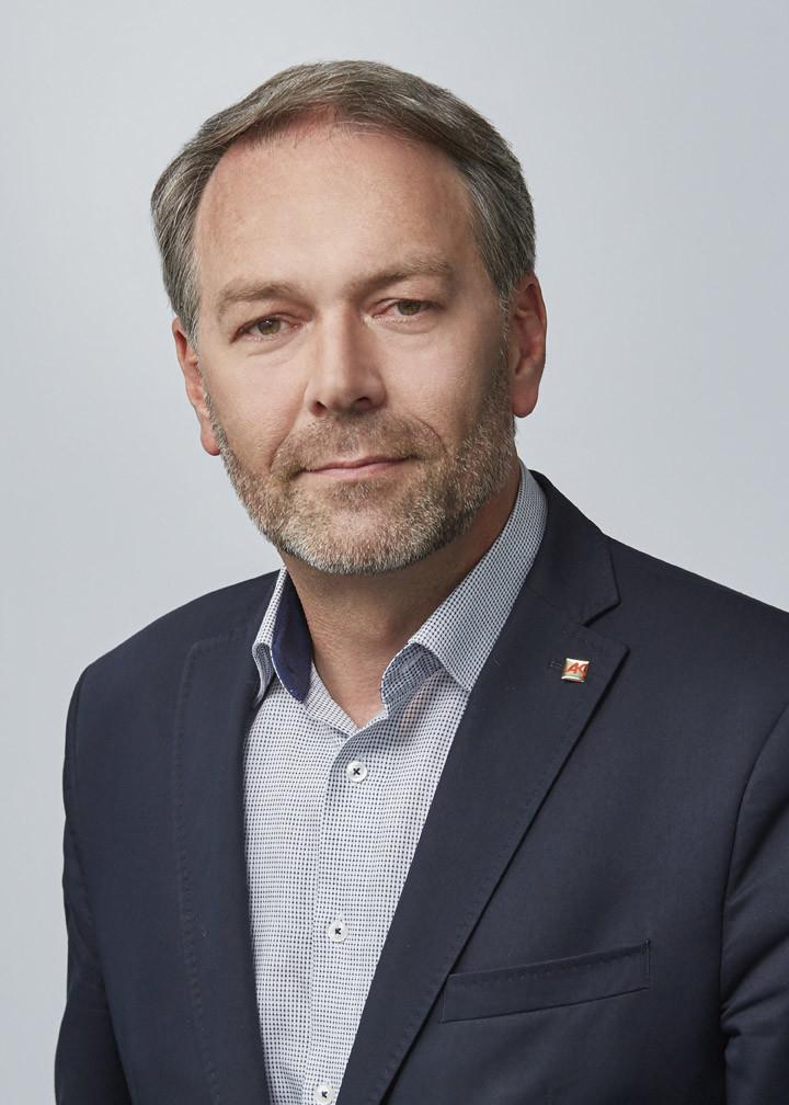 AK-Bezirksstellenleiter Gerhard Klinger © Erwin Wimmer, Arbeiterkammer Oberösterreich