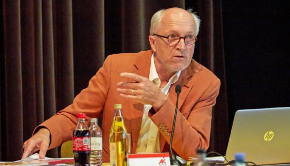 AK Direktor Dr. Josef Moser, MBA © C.Staudinger, Arbeiterkammer Oberösterreich