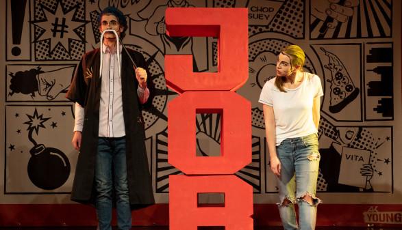 Theater JOB Chob Suey © Sophie Berger, -