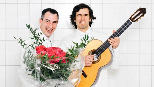 Christoph & Lollo © Ingo Pertramer, -