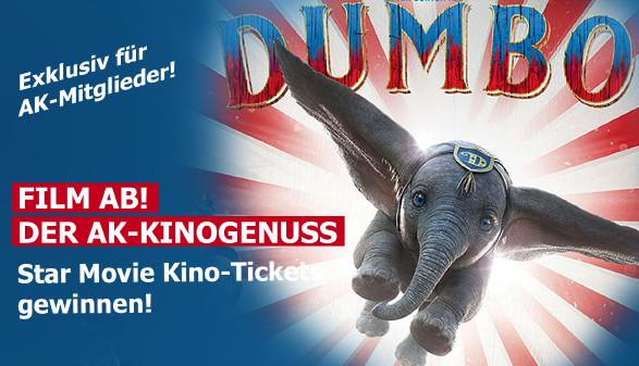 Film: Dumbo © -, star movie   akooe