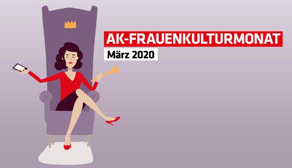 Frauenkulturmonat März © -, Arbeiterkammer Oberösterreich