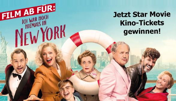 Ich war noch niemals in New York © -, star movie | akooe
