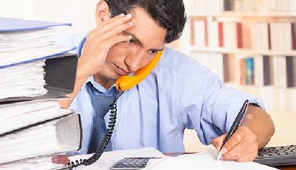 Arbeitnehmer haben Anspruch auf Ruhezeit © Fotos 593, Fotolia.com