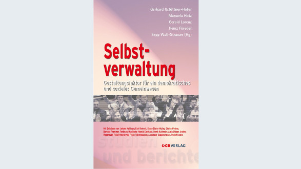 Buch Selbstverwaltung © -, ÖGB Verlag