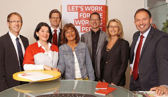 Team der AK Gmunden © -, Arbeiterkammer Oberösterreich