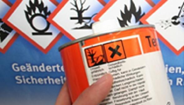 Portrait Chemikalien-Kennzeichnung © zvg , Industrie- und Handelskammer Nordschwarzwald