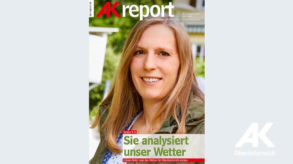 AK Report 2019 Nr. 5 © -, Arbeiterkammer Oberösterreich
