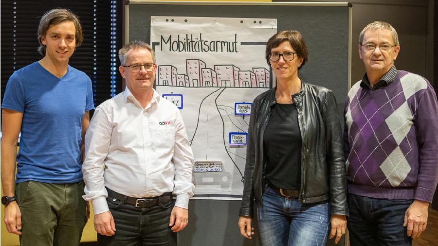 Jugendnetzwerk Dialogveranstaltung in Linz © Michael Germann, Arbeiterkammer Oberösterreich