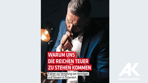 Vermögensverteilung © -, Arbeiterkammer Oberösterreich