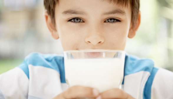 Junge trinkt aus Milchglas © biker3, stock.adobe.com