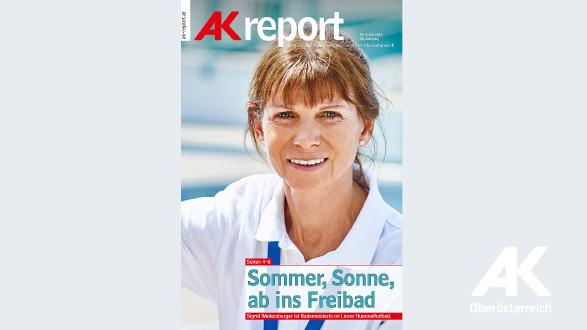 AK Report 2019 Nr. 4 © -, Arbeiterkammer Oberösterreich