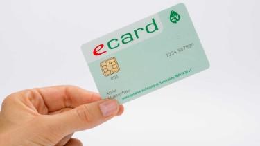 E-Card © Sozialversicherung