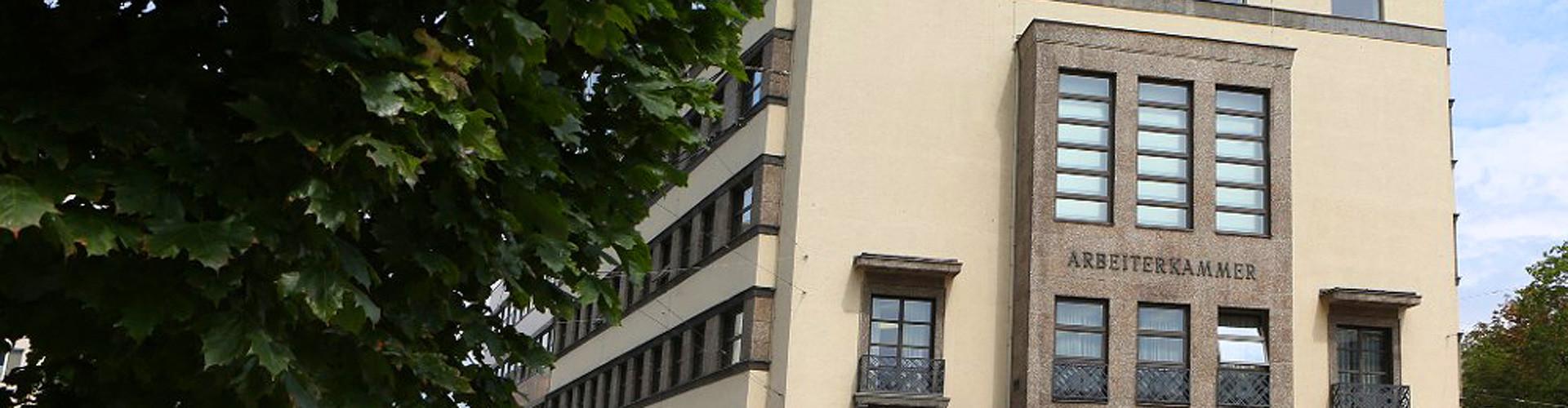 Gebäude Arbeiterkammer Linz © Lauryn Einramhof, Arbeiterkammer Oberösterreich