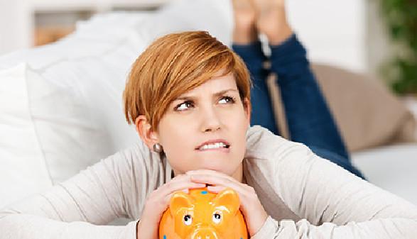 Bei täglich fälligen Sparbüchern gibts magere Zinsen © contrastwerkstatt, Fotolia