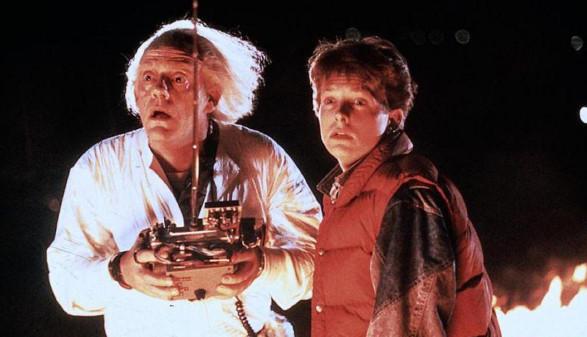 """Film """"Zurück in die Zukunft"""" © -, Universal Pictures"""