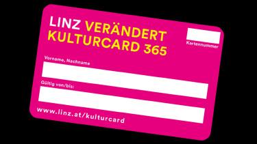 Linz-Kulturcard-365 © -, Linz Tourismus