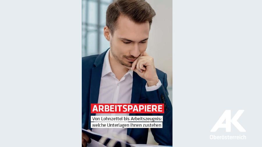Broschüren-Cover Arbeitspapiere © -, Arbeiterkammer Oberösterreich