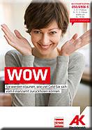 Titelbild Broschüre Steuer sparen © AKOÖ, -