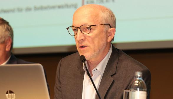 AK Direktor Dr. Josef Moser, MBA © -, Arbeiterkammer Oberösterreich