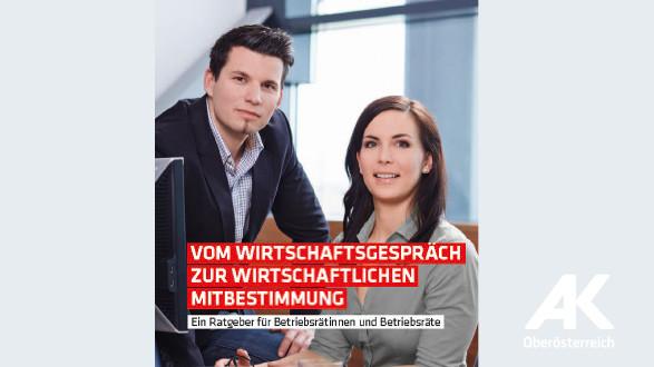 Broschüre: Vom Wirtschaftsgespräch zur wirtschaftlichen Mitbestimmung © -, Arbeiterkammer Oberösterreich