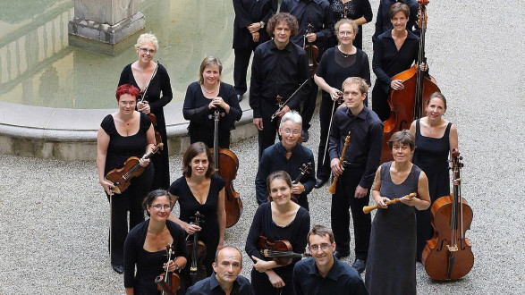 L'Orfeo Barockorchester © Reinhard Winkler, -