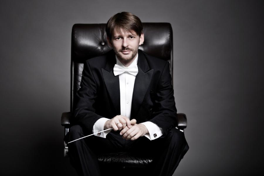Dirigent Gábor Káli © Foto privat, -