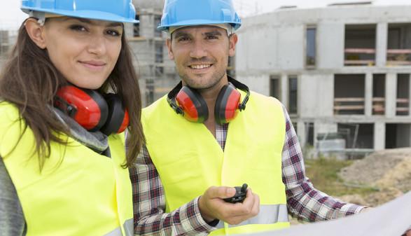 Bauingenieure auf der Baustelle © Atelier211, stock.adobe.com