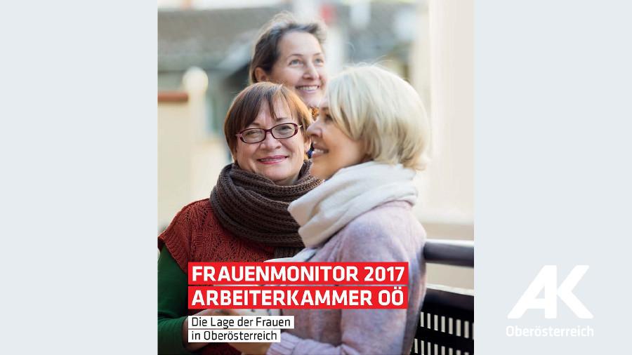 Frauenmonitor 2017 © -, Arbeiterkammer Oberösterreich